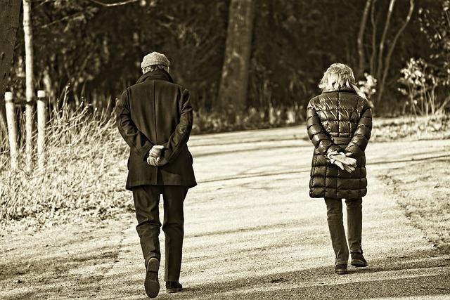 Paar kommuniziert nicht