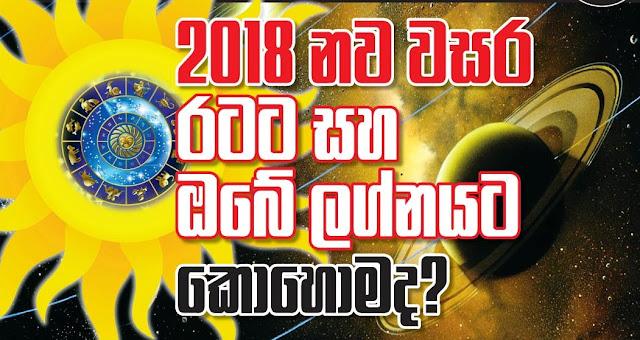 2018 lagna palapala