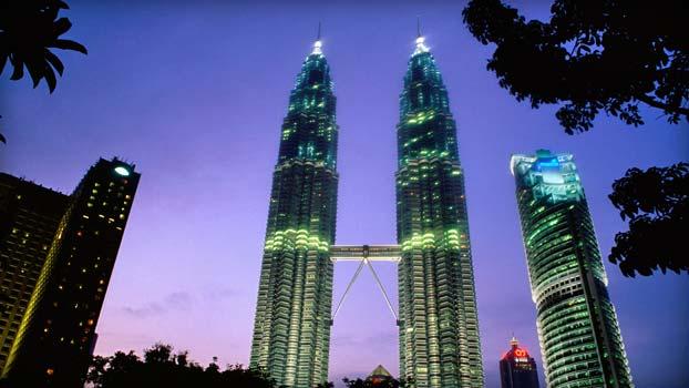 Menara kembar malaysia