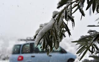 Ισχυρές καταιγίδες και χιόνια φέρνει από την Ιταλία ο «Θησέας»