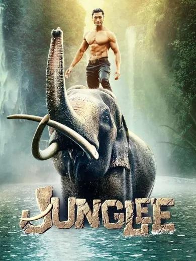 Junglee [2019] [CUSTOM HD] [DVDR] [NTSC] [Latino]