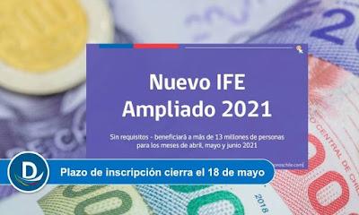 En tiempo récord: Gobierno promulgó el proyecto de IFE Universal