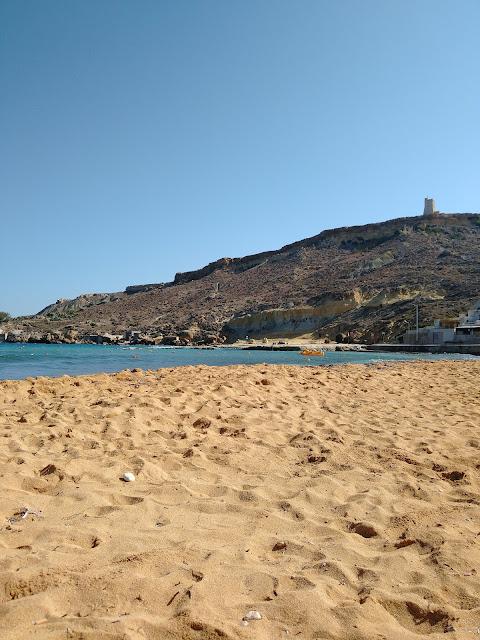 Sincerely Loree: Gnejna Bay,   Malta