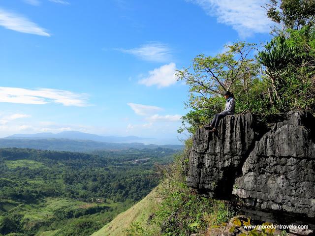 Tonghayan Rock Formation Scenic Spot Mt. Paliparan