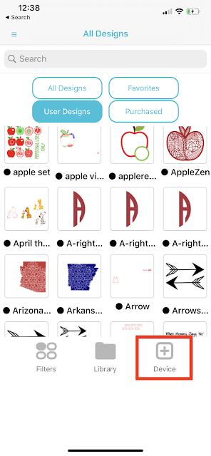 SVG designs, Silhouette Go, Silhouette Mobile, Silhouette Studio Mobile, Studio app