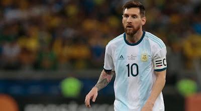 Lionel Messi Seeking To Put Barcelona Drama Down As Argentina Seeks Fast Start