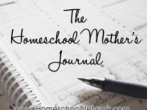 Homeschool Mother's Journal + ♥Day in the Life♥
