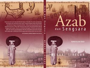 Contoh Buku Fiksi dan Nonfiksi | Sinopsis Novel Azab dan Sengsara