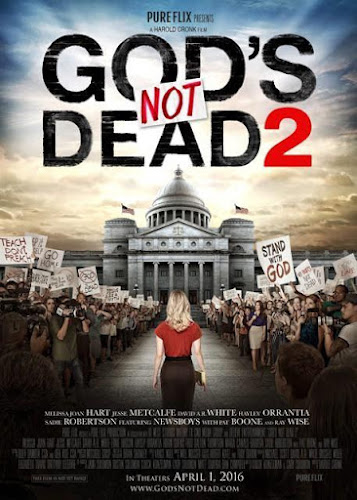 God's Not Dead 2 (BRRip 720p Ingles Subtitulada) (2016)