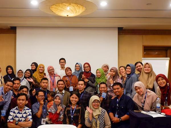 Belajar Lagi: Powerful Content & Positive Vibes Bersama COO Kompasiana