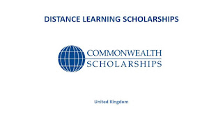 Commonwealth Distance Learning Scholarships 2020/2021 | Study in UK