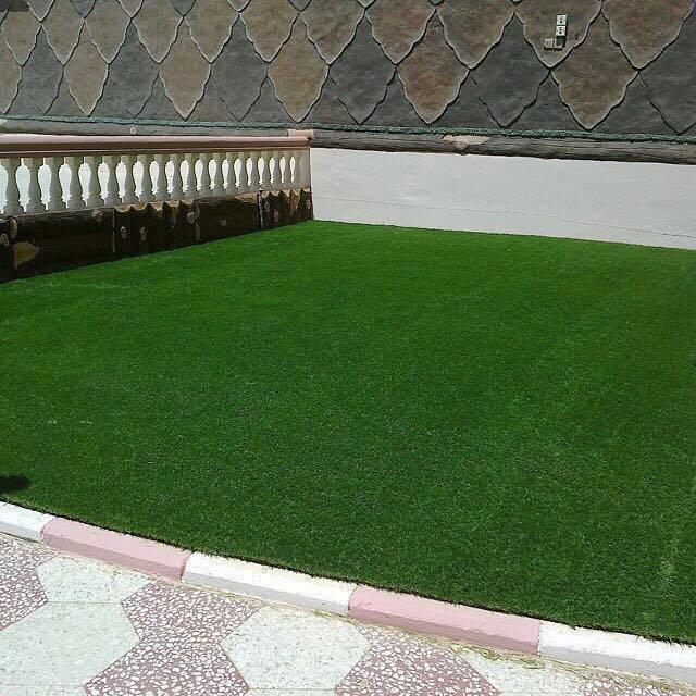 تركيب عشب صناعي بحفر الباطن