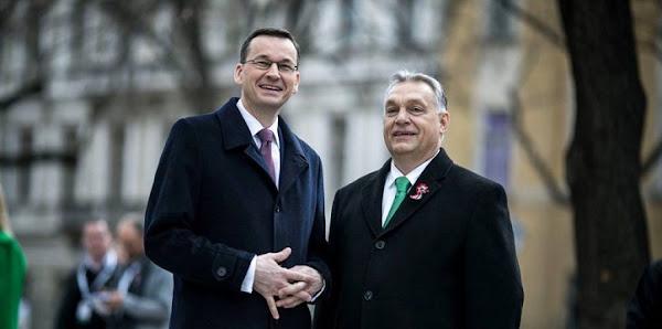 """Union-Européenne : Vétos hongrois et polonais au budget de l'UE """"bientôt la rupture...?"""""""
