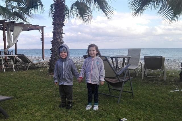 Cypr w grudniu