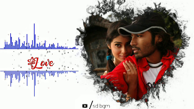 Dhanush Love BGM Ringtone Download | Thiruvilayadal arambam BGM