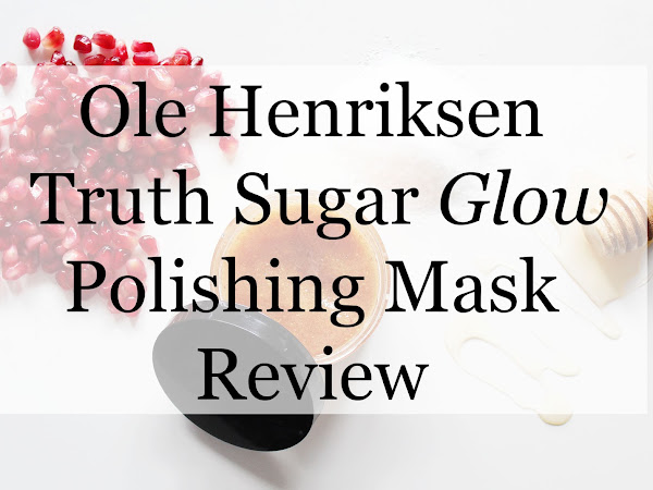 Ole Henriksen Truth Sugar Glow Polishing Mask Review