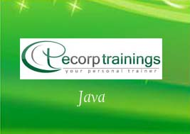 Java Online Training in Hyderabad, training, hyderabad