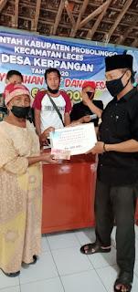6 Dusun Terima BLT-DD dari Pemerintah Desa Kerpangan