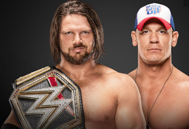 aj styles vs john cena royal rumble live stream