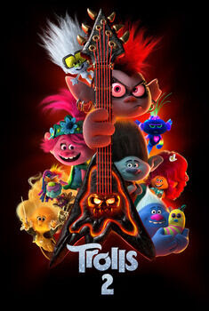 Trolls 2 Torrent – BluRay 720p/1080p Legendado