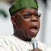Nigerians react after Olusegun Obasanjo says, he wants to go to Heaven