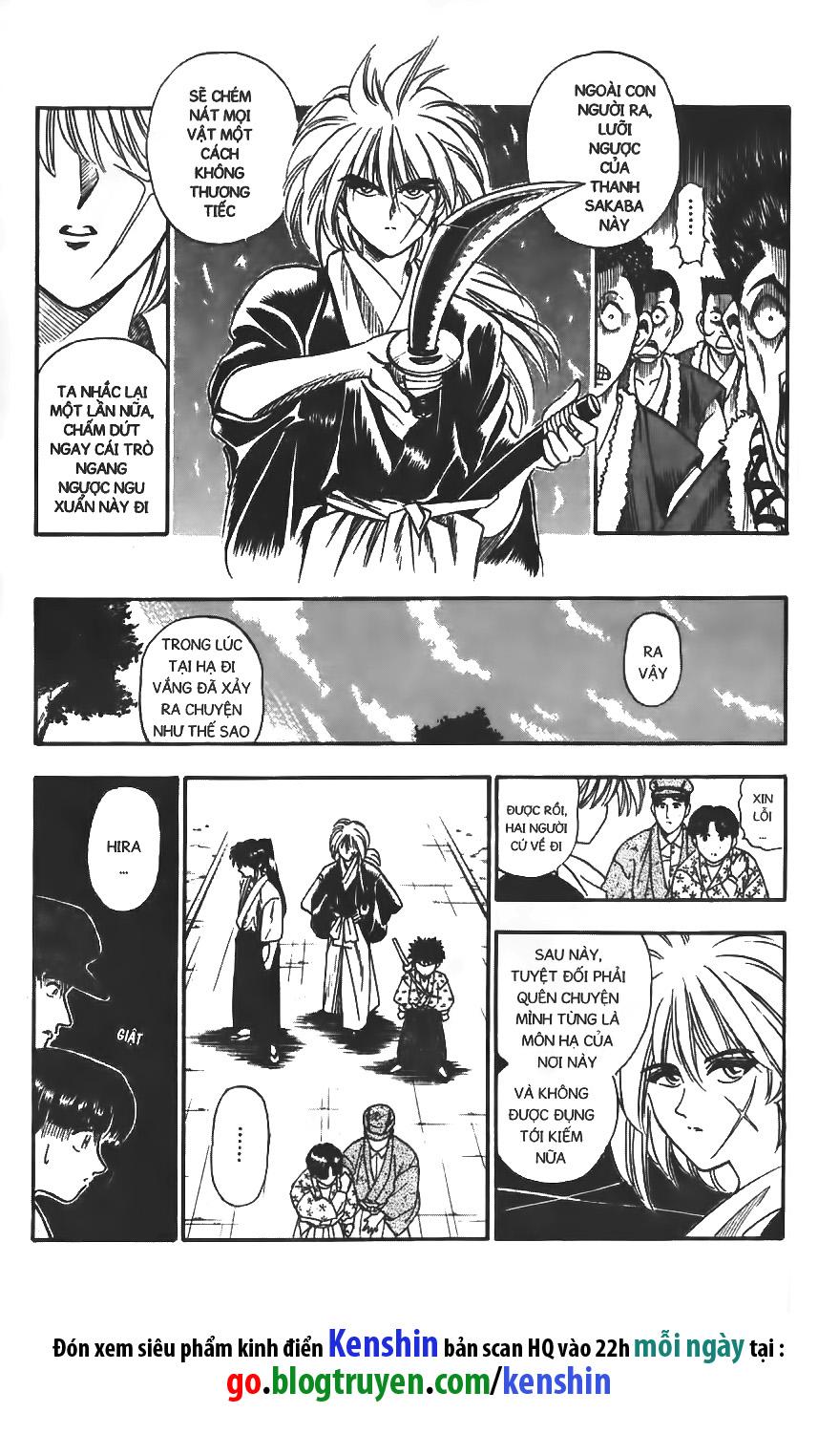 Rurouni Kenshin chap 4 trang 18