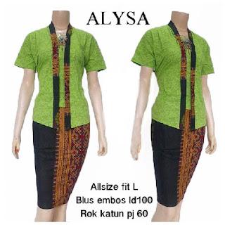 Kebaya Alysa KBW 424