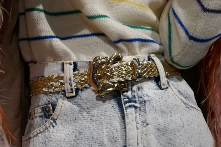 Angel Pose season 1 costume belt