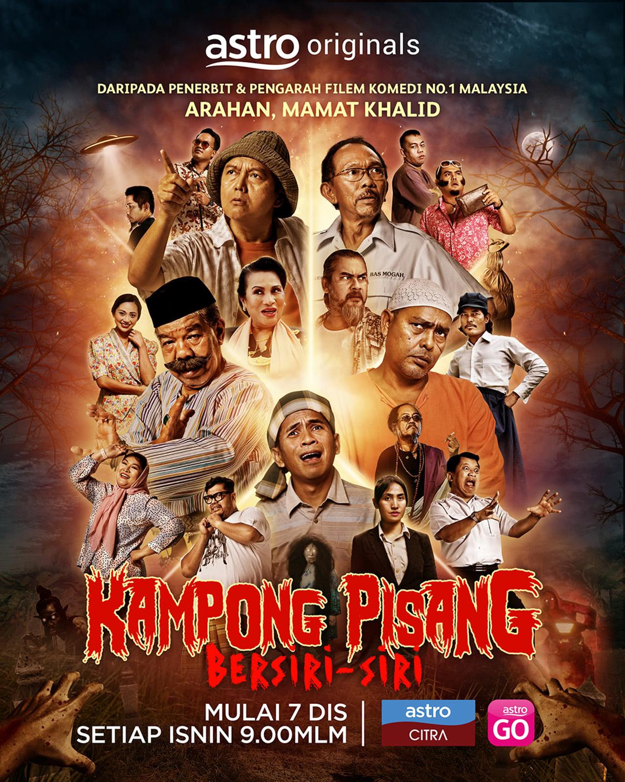 Drama Kampong Pisang Bersiri-Siri Full