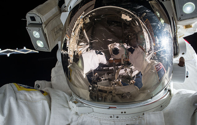 Astronaut Accidentally Call From International Space Station