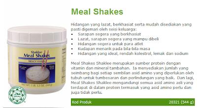 Image result for meal shake shaklee