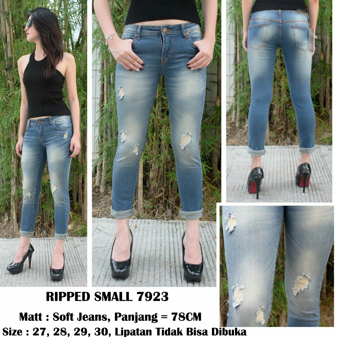 Ripped Small 7923