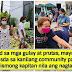 """Community pantry sa Bulacan, nagmistulang """"mini-market"""" sa dami ng ibinabahagi"""