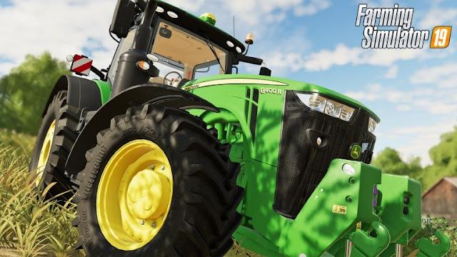 لعبة الزراعة Farming Simulator 19 تسجل في ظرف 10 أيام إنجاز عجزت عنه العاب ضخمة جدا ، إليكم التفاصيل ..