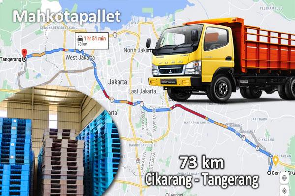 Pallet Plastik Tangerang