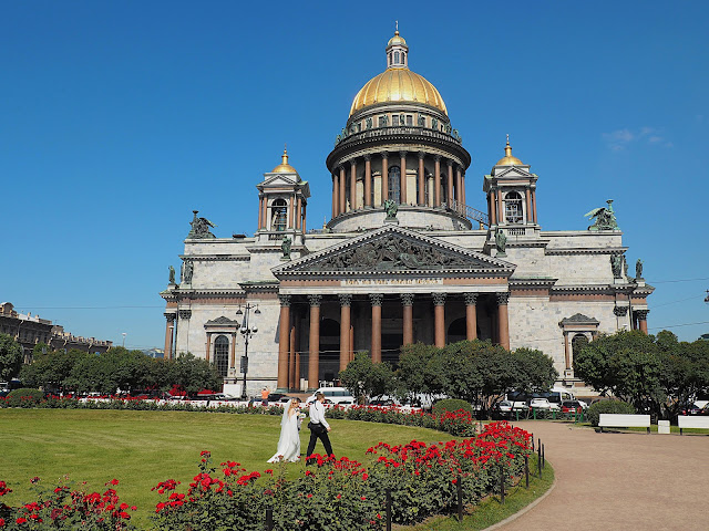 Санкт-Петербург - Исаакиевский собор (St. Petersburg - St. Isaac's Cathedral)