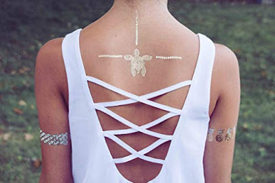 Sun Goddess Flash Tattoos from TribeTats
