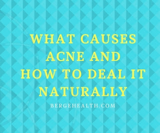 Causes Of Acne In Adults