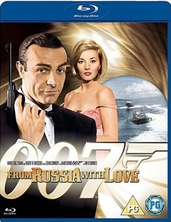 From Russia With Love 1963 Dual Audio Hindi 480p BluRay – 350mb