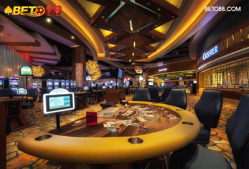 BETO88 Casino trực tuyến – Sòng bài trực tuyến uy tín