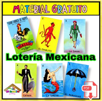 loteria mexicana pdf gratis