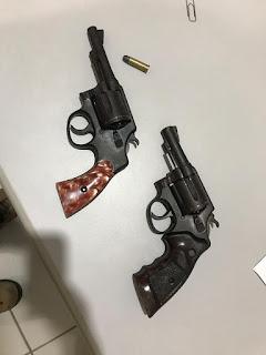 Operação PC 27: Polícia apreende armas de fogo e cumpre mandados de prisão em Picuí