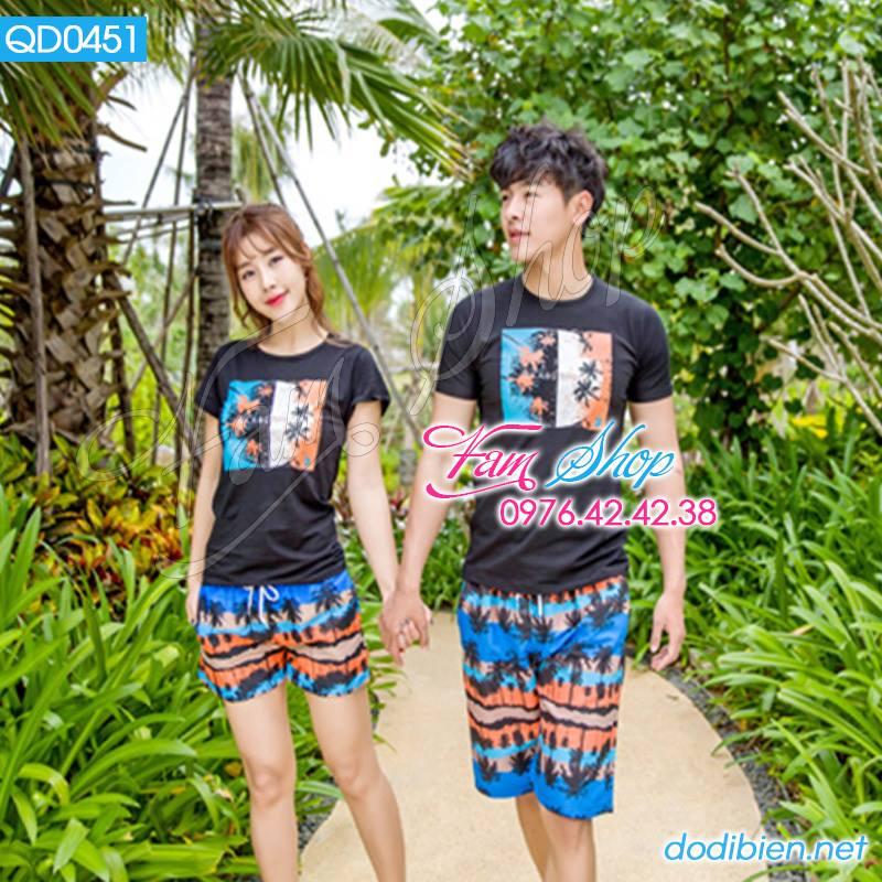 Do doi di bien o duong Duong Quang Ham