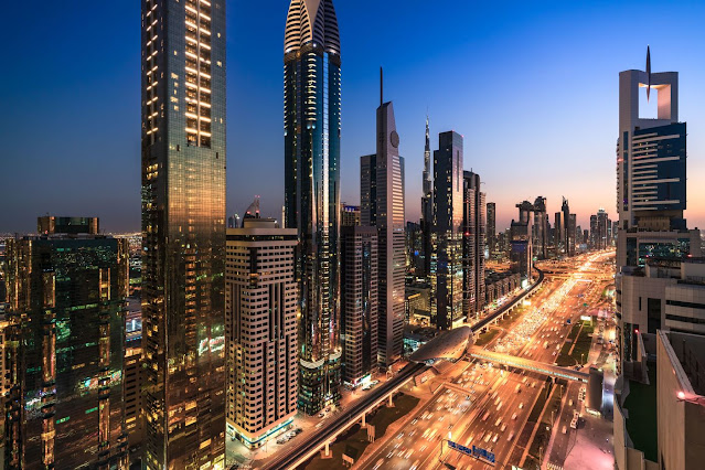 What's It Like to Visit #Dubai Now? Covid Comfort as Expo Arrives - Bloomberg