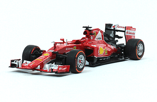 Ferrari SF 15 2015 Sebastian Vettel f1 the car collection