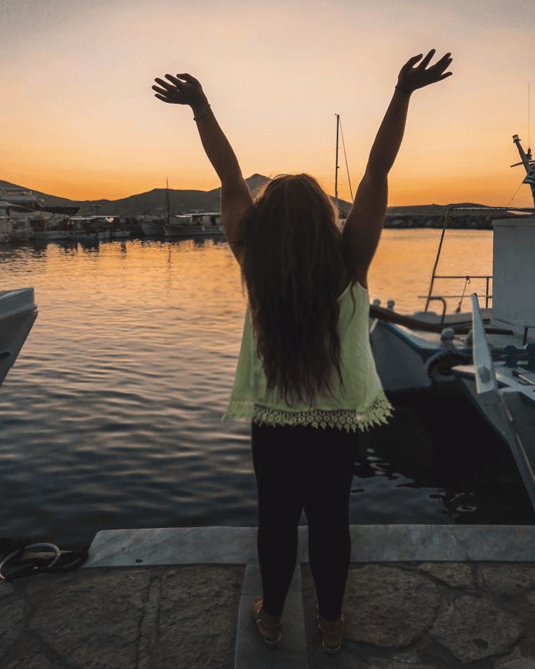 Paros Greece Travel Guide