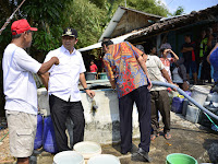 Walikota Semarang Bergerak Cepat Tangani Krisis Air