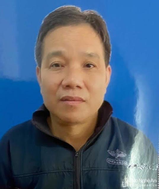 Người đàn ông cho vay nặng lãi ở Nghệ An bị bắt