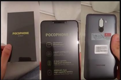Firmware Xiaomi POCOPHONE F1 Global Stable
