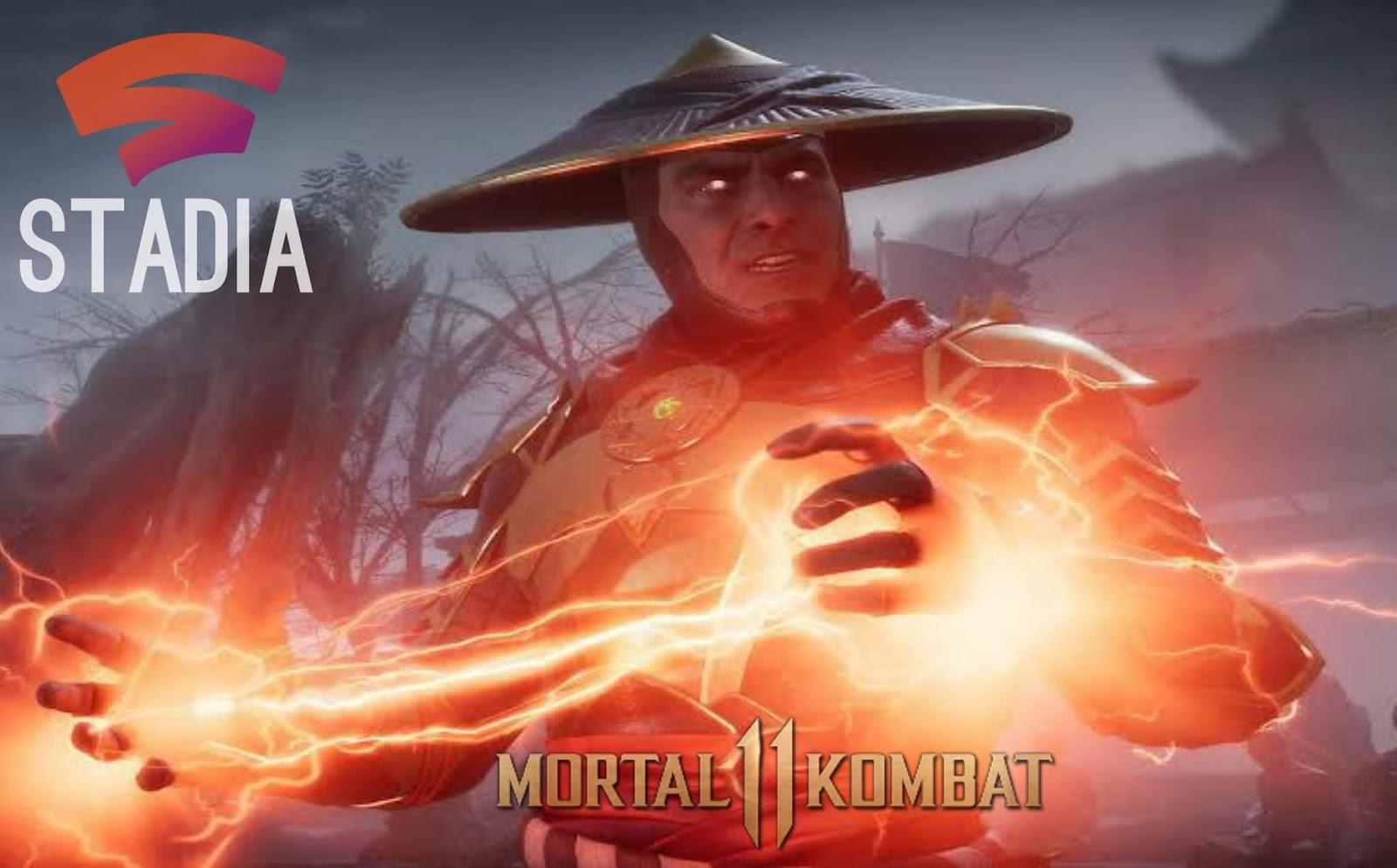game, stadia, mortal kombat 11, game terbaru, game terbaik, game stadia,